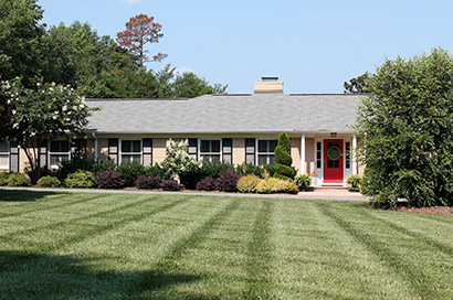 residential landscaping statesville